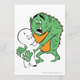 Casper et monstre