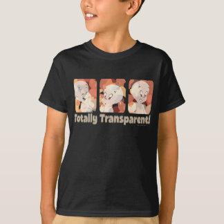 Casper totalement transparent t-shirt