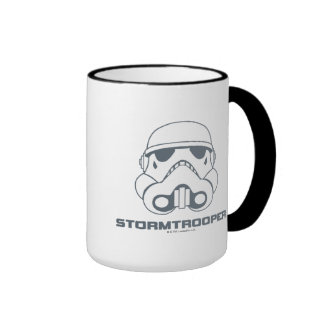 Casque brutal de Star Wars Mug Ringer