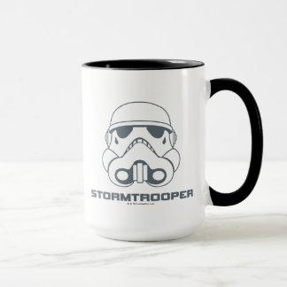 Casque brutal de Star Wars Mugs