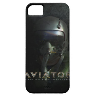 Casque de Hud de pilote d'avion de chasse Coque Case-Mate iPhone 5
