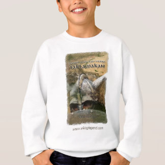 Casque de Viking de couverture de livre avec des Sweatshirt