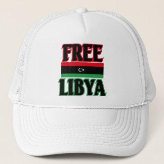 Casquette ليبياالحرة libre de la Libye - Libye