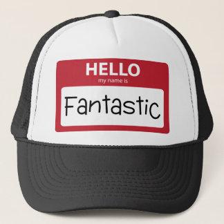 Casquette 001 fantastiques