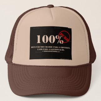 CASQUETTE 100%