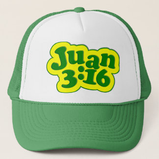 Casquette 16 de Juan 3
