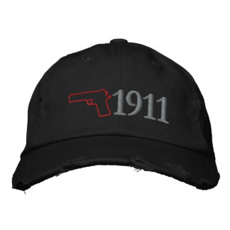 Casquette 1911 casquette brodée