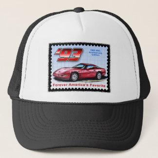 Casquette 1993 quarantième anniversaires Corvette