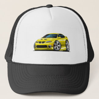 Casquette 2004-06 voiture jaune de GTO