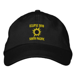 Casquette 2010 d'éclipse