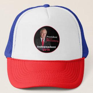 Casquette 2016 de camionneur de Michael Bloomberg