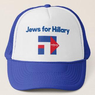 Casquette 2016 de président d'hébreu de Hillary