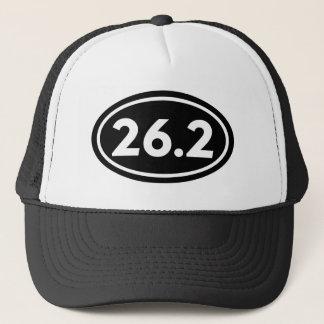 Casquette 26,2 Ovale de marathon (#GEO1)