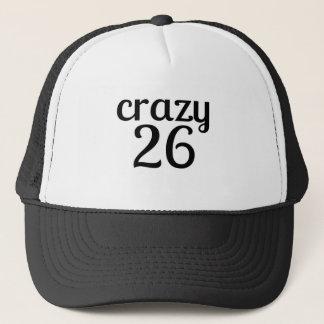 Casquette 26 conceptions folles d'anniversaire