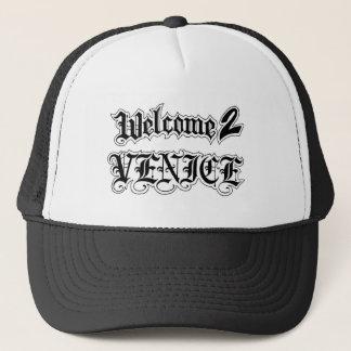 Casquette 2 de Venise de l'accueil 2