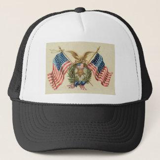 Casquette 2 patriotiques