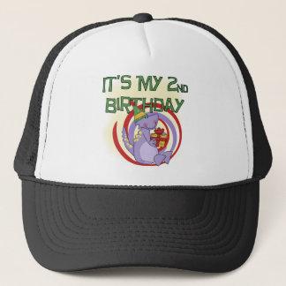 Casquette 2èmes T-shirts et cadeaux d'anniversaire de