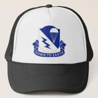 Casquette 507th Régiment d'infanterie de parachute