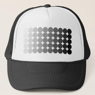 Casquette 50 nuances des cercles gris