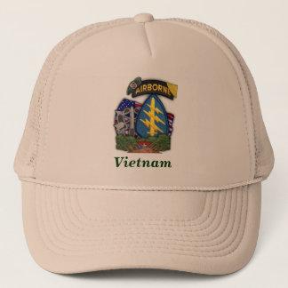 Casquette 5èmes vétérinaires de vétérans du Vietnam de
