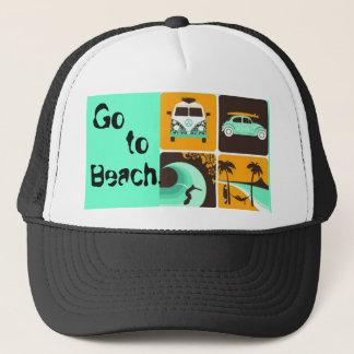 Casquette 964206652, Go, toi le, Beach.