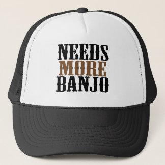 Casquette A besoin de plus de banjo