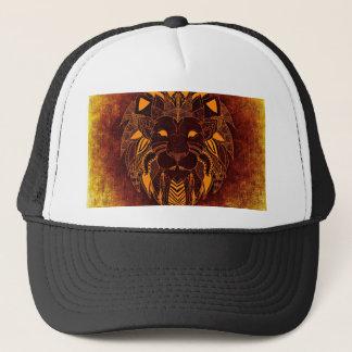 Casquette Abrégé sur animal sauvage de lion