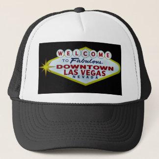 Casquette Accueil vers Las Vegas du centre