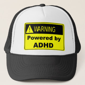 Casquette Actionné par TDAH