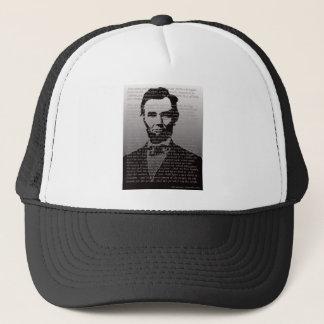 Casquette Adresse d'Abraham Lincoln Gettysburg