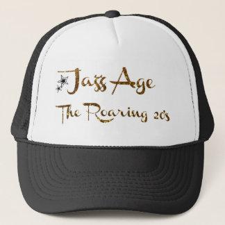 Casquette Âge de jazz, les années 20 d'hurlement