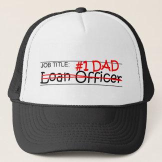 Casquette Agent de prêts de papa du travail