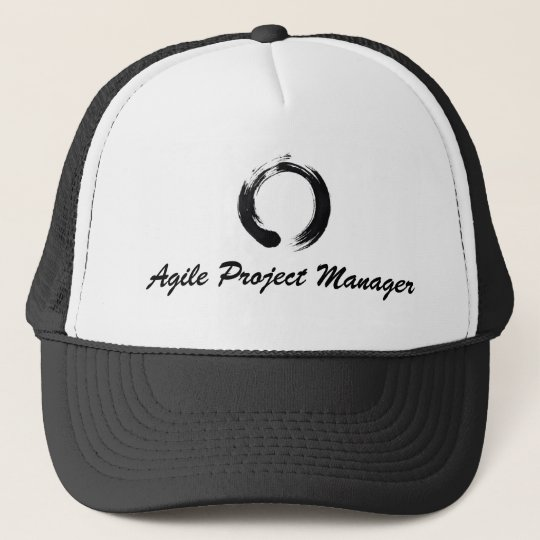 Casquette Agile Project Manager