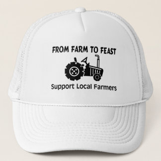 Casquette Agriculteurs de soutien de la ferme à régaler