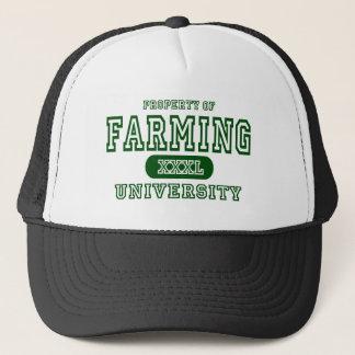 Casquette Agriculture de l'université