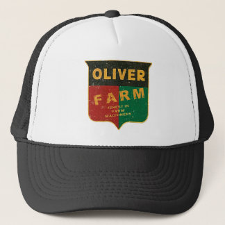 Casquette Agriculture d'Oliver