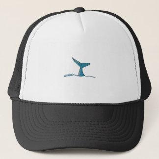 Casquette Aileron de poissons de baleine