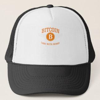 Casquette Ailes de Bitcoin