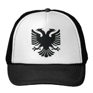casquette albanais aigle albanian eagle hat cap