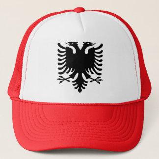 Casquette albanais d'aigle