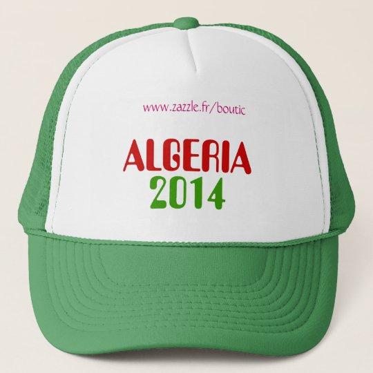 Casquette Algeria