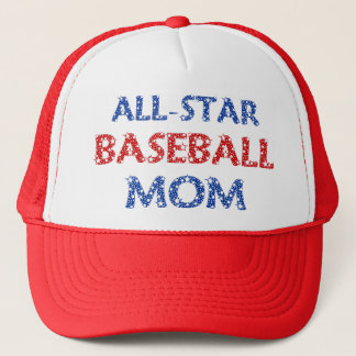 Casquette All-Star de maman de base-ball