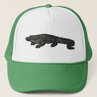 Casquette Alligator américain
