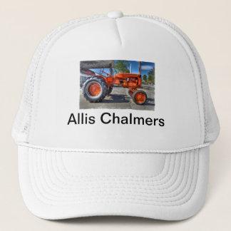 Casquette Allis Chalmers, tracteurs