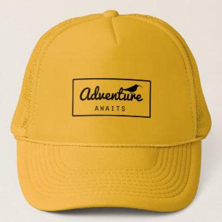 Casquette Aloha aventure