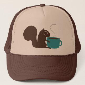 Casquette Amant de café d'écureuil