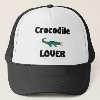 Casquette Amant de crocodile