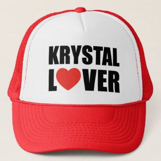 Casquette Amant de Krystal