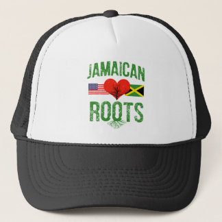 Casquette Américain jamaïcain