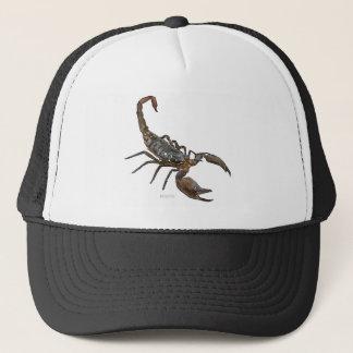 Casquette amical de camionneur de scorpion